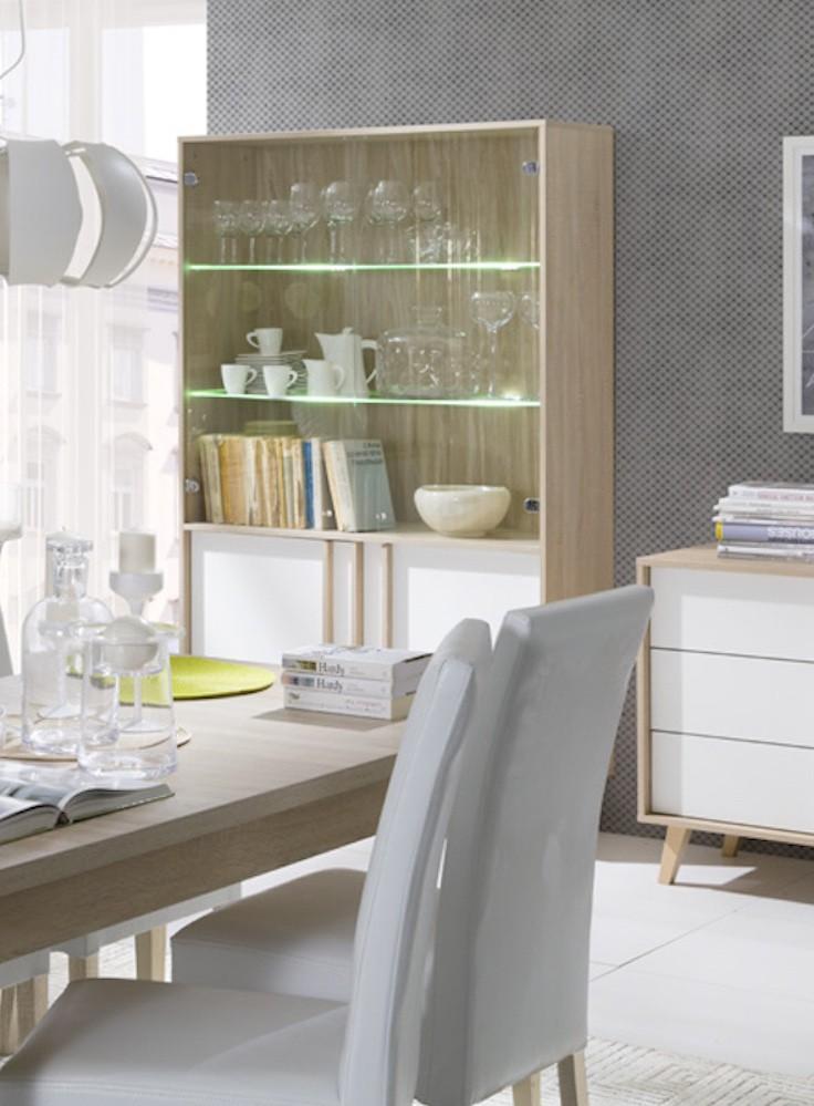 salle manger complete salle manger compl te malmo. Black Bedroom Furniture Sets. Home Design Ideas