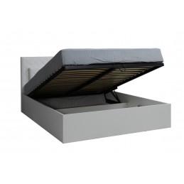 Lit PANAREA 160 x 200 cm avec option coffre et sommier