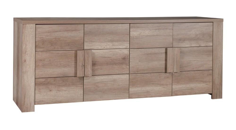 salle manger buffet bahut enfilade grand mod le ferrara 4 porte. Black Bedroom Furniture Sets. Home Design Ideas