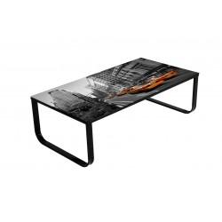 Table basse de Salon 'New-York' design.