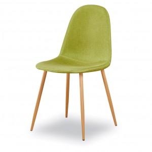 Chaises design BOYLD coloris vert Pomme pour votre salle à manger.