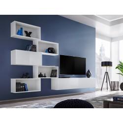 Ensemble meuble TV mural...