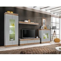 Ensemble de meubles de salon collection Munich. Style design.
