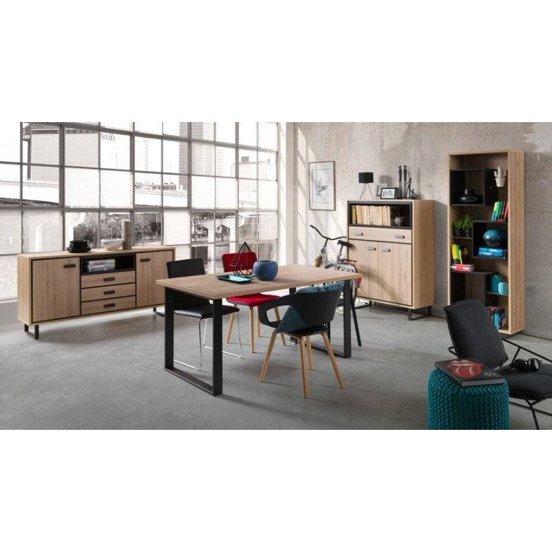 salle manger complete ensemble pour salle manger. Black Bedroom Furniture Sets. Home Design Ideas
