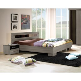 chambre coucher chambre coucher compl te dublin adulte design c. Black Bedroom Furniture Sets. Home Design Ideas
