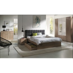 chambre coucher ensemble pour chambre coucher maxim lit adulte. Black Bedroom Furniture Sets. Home Design Ideas