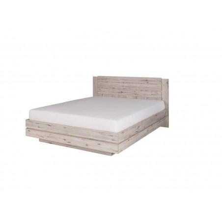 LIT RICCARDO pour chambre à coucher. Lit 160x200 avec sommier