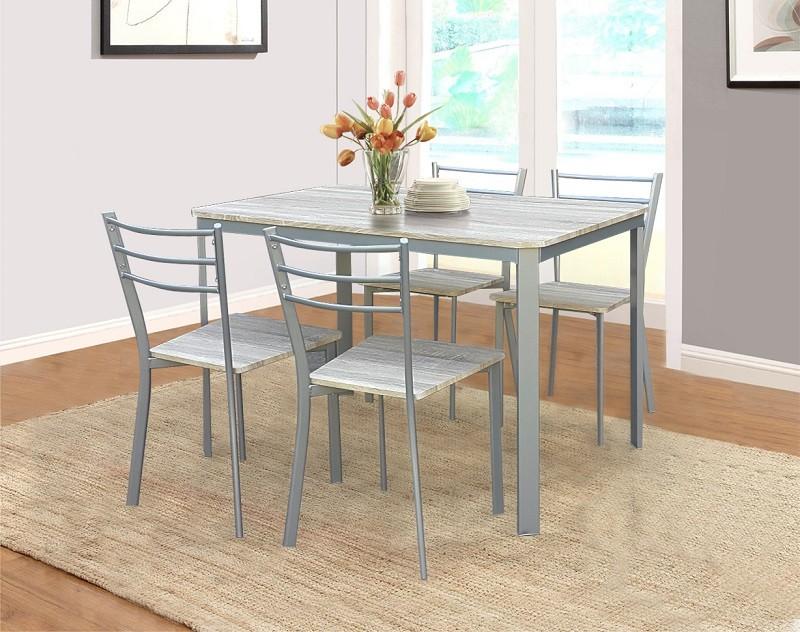 Cuisine table de cuisine et salle manger 4 chaises - Conforama table et chaise salle a manger ...