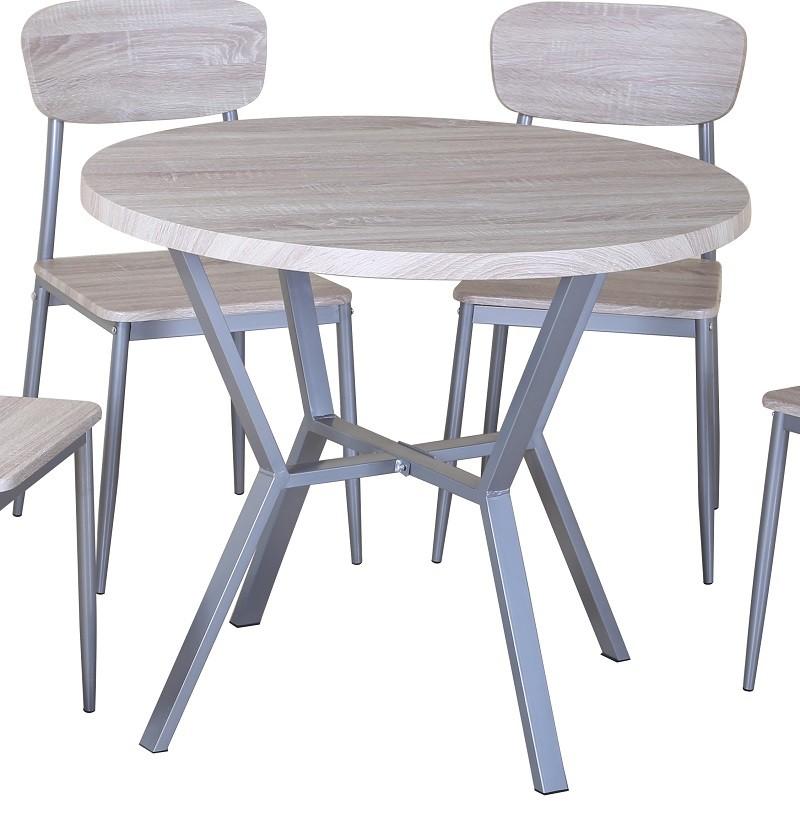 Meubles Et Decorations Ensemble Table Et 4 Chaises Collection Rou