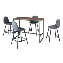 Ensemble table haute (mange...