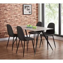 Ensemble table + 4 chaises...