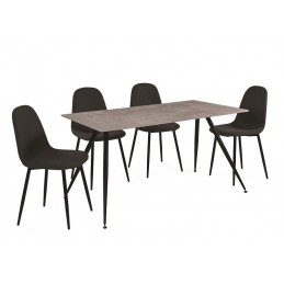 Ensemble table + 4 chaises...