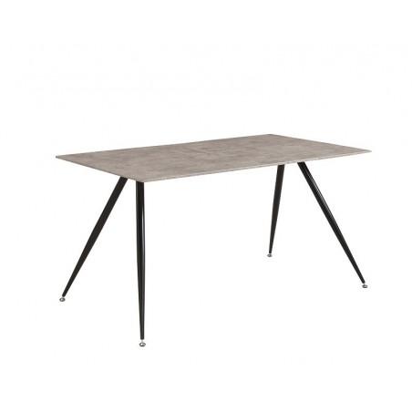 Table de cuisine ou salle à manger LA GOMERA. Look moderne et design.