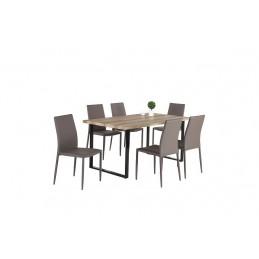 Ensemble 1 table DAVID + 6...