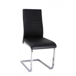Chaise PAUL design en métal...