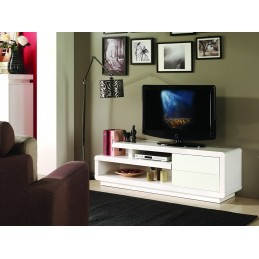 Meuble TV BINCHE 142 cm à 2...