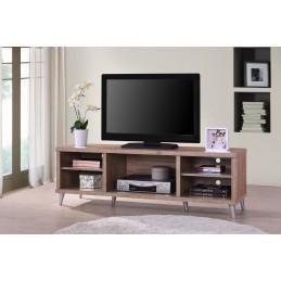 Meuble TV KONYA 142 cm avec...