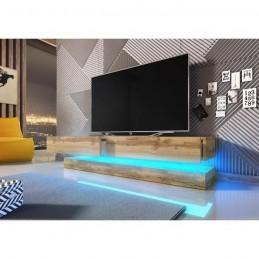 Meuble TV design suspendu...