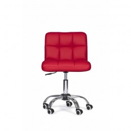 Chaise de bureau ZUNI Rouge...
