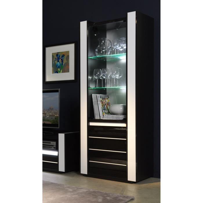 Salon ensemble pour votre salon lina meuble tv hifi vitrine peti for Modele de meuble pour salon