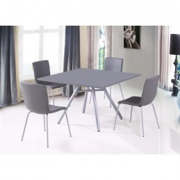 ensemble table et 4 chaises TEXAS