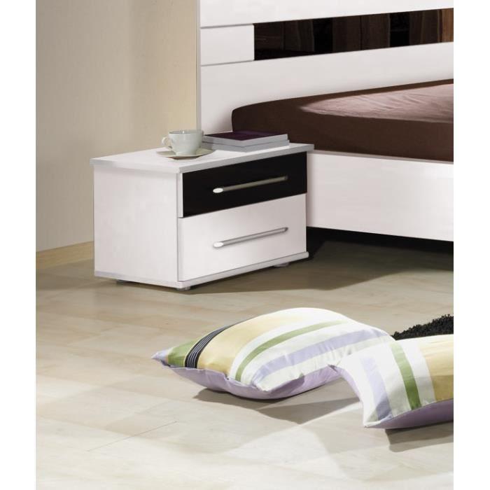 chambre coucher ensemble pour chambre coucher dublin lit 140x1. Black Bedroom Furniture Sets. Home Design Ideas