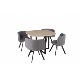 Ensemble table et chaises -...