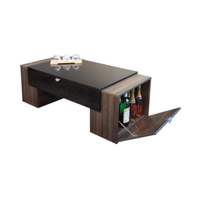 table basse luck design et modulable id al pour votre salon noire. Black Bedroom Furniture Sets. Home Design Ideas