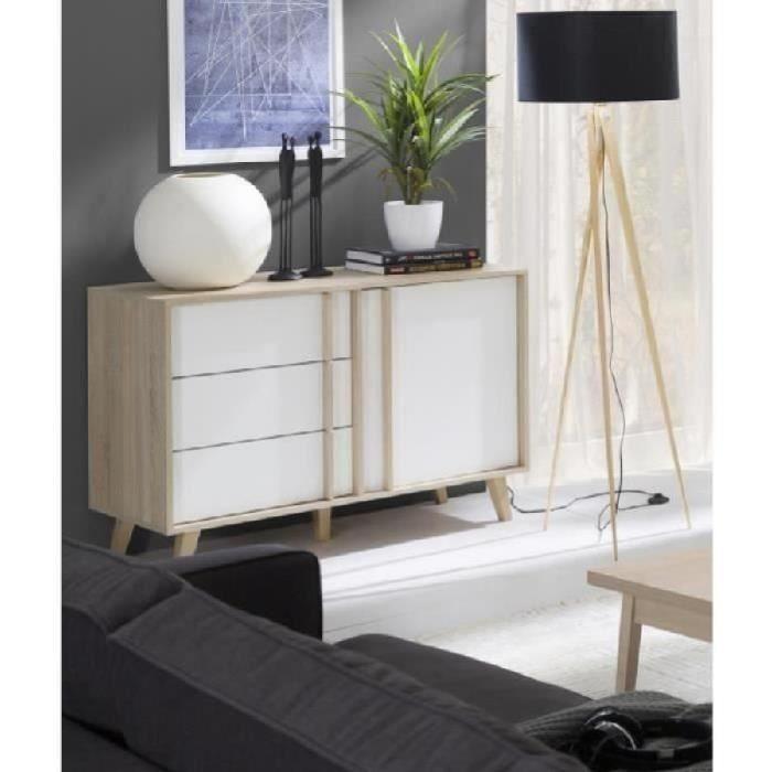 salon buffet enfilade bahut petit mod le malmo meuble design typ