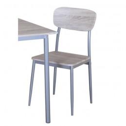 ensemble table et deux chaises TOULON.