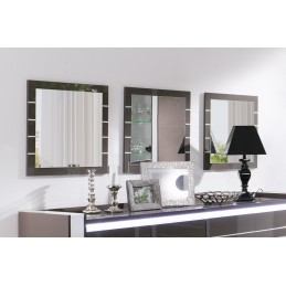 Miroirs design LINA. Lot de...