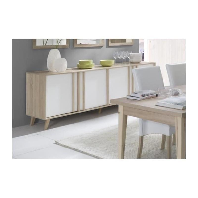 buffet enfilade bahut grand mod le malmo meuble design type scan. Black Bedroom Furniture Sets. Home Design Ideas