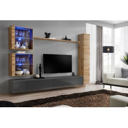 Ensemble meuble salon mural...