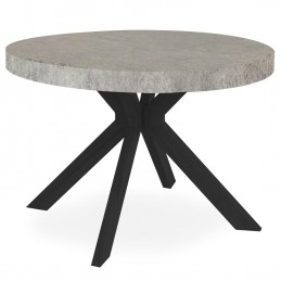Table ronde extensible...