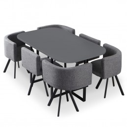 Ensemble Table et 6 chaises...