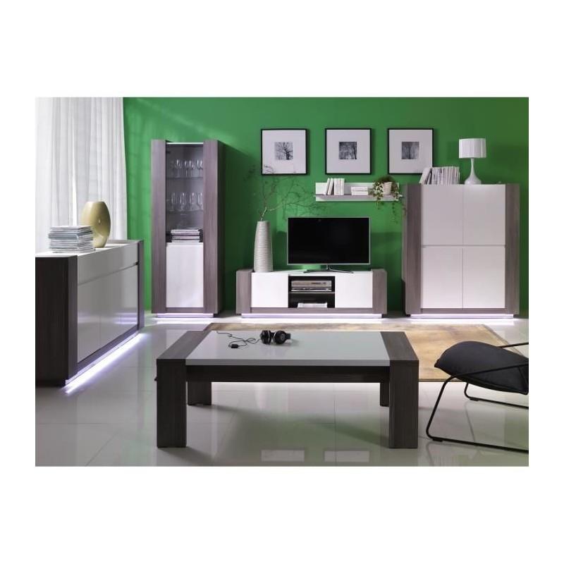 ensemble augusto 5 meubles buffet moyen mod le vitrine meuble. Black Bedroom Furniture Sets. Home Design Ideas