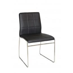 Chaise TOBI design en métal...