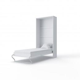 Lit design blanc...