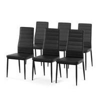 Chaises et tabourets de salle à manger design en promo Price factory