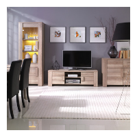Meuble TV/HIFI pour salon en promo Price factory